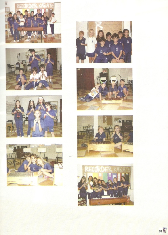 2007 EABH percussão flauta