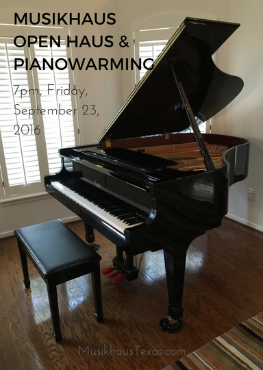 piano studio seabrook tx